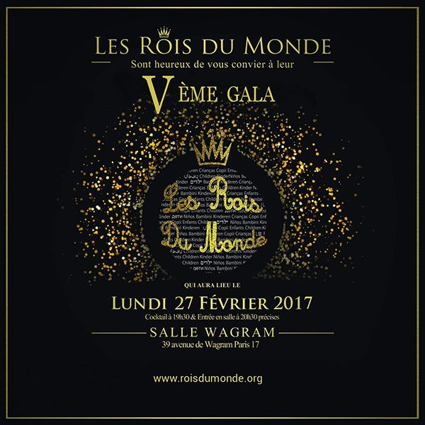 Donation, association les rois du monde