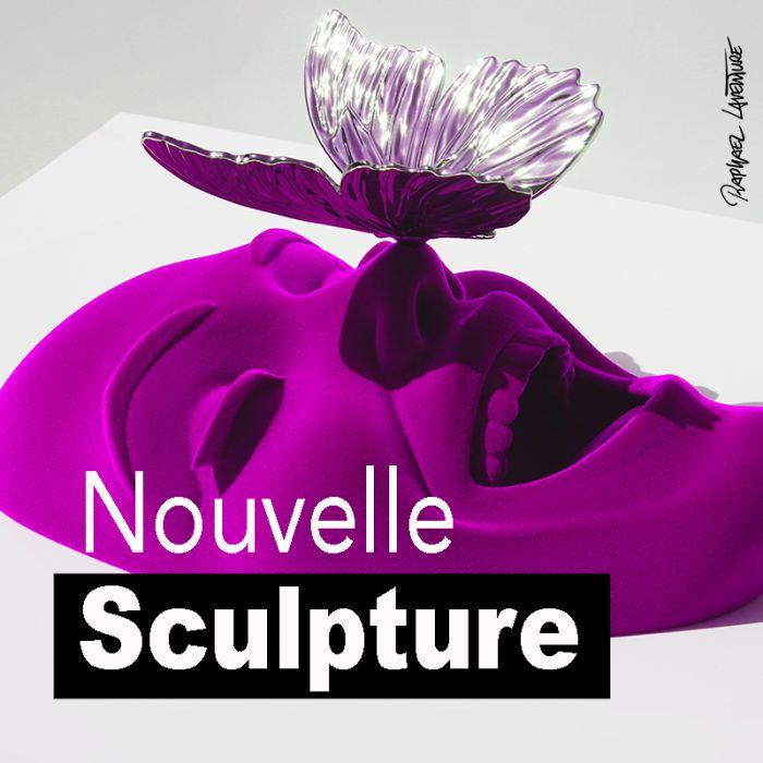 Nouvelle sculpture de Raphaël Laventure