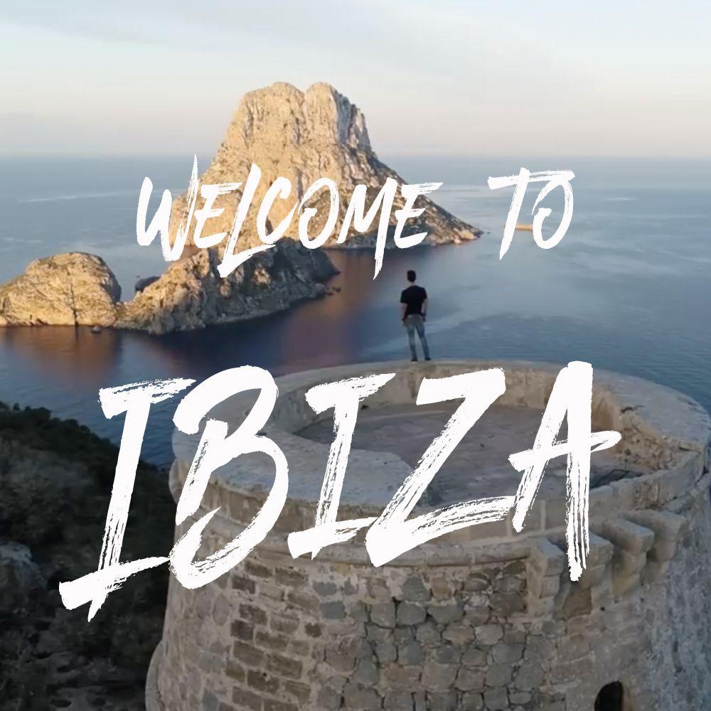 Installation de Raphaël Laventure à Ibiza !