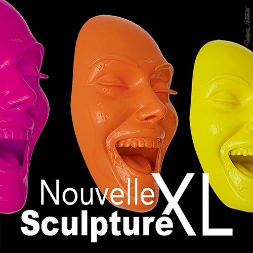Nouvelle sculpture format XL de Raphaël Laventure